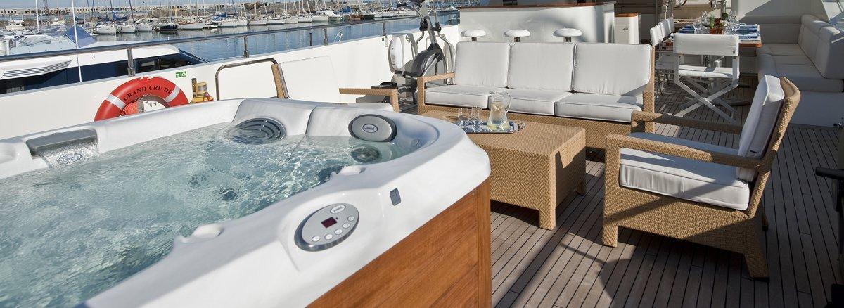Benetti Sail Division 115 World Traveller