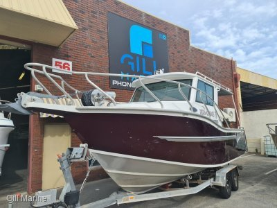 Marineline 720 Hardtop OFFSHORE FISHING WEAPON... !! **PRICE DROP**