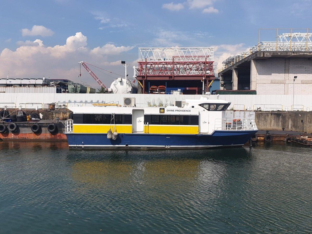 Public Tender - New Ferry