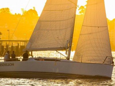 Reichel Pugh Seaquest RP36 Luxury Cruiser Racer