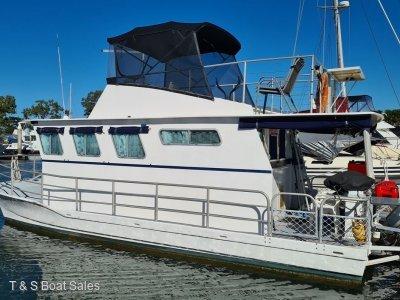Harriscraft Catamaran