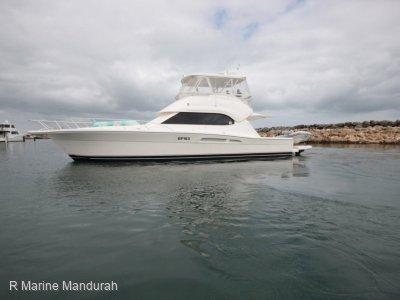 Riviera 47 Open Flybridge Series II MAN 900HP BIG PRICE REDUCTION NOW $569,000