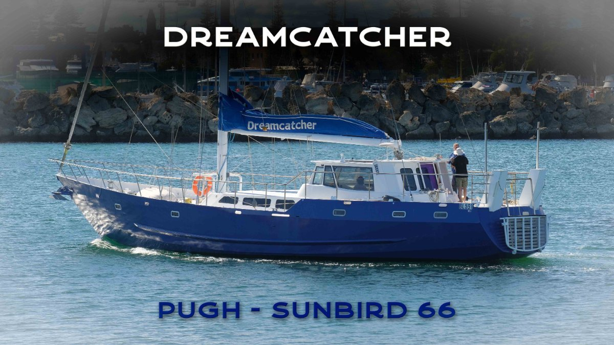 John Pugh Sunbird 66
