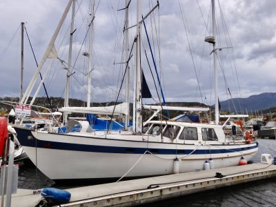 Carbineer 46 Pilothouse Ketch CAPABLE BLUEWATER CRUISER EXCELLENT CONDITION!