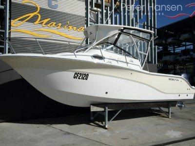 Sea Fox 256 Voyager Walkaround Sports Fisher