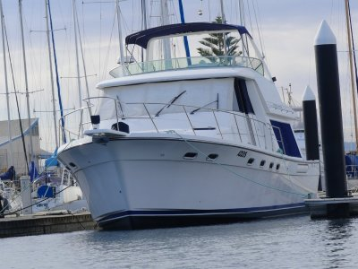 Bayliner 4788 Pilothouse Low hours