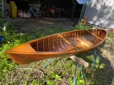 Oughtred Canoe Iain Oughtred Wee Rob Design