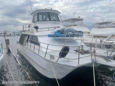 Mark Ellis Charter Catamaran