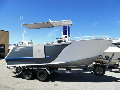 Dolphin 580 XL Nor-Wester PLATE ALLOY CENTRE CONSOLE FISHING BOAT