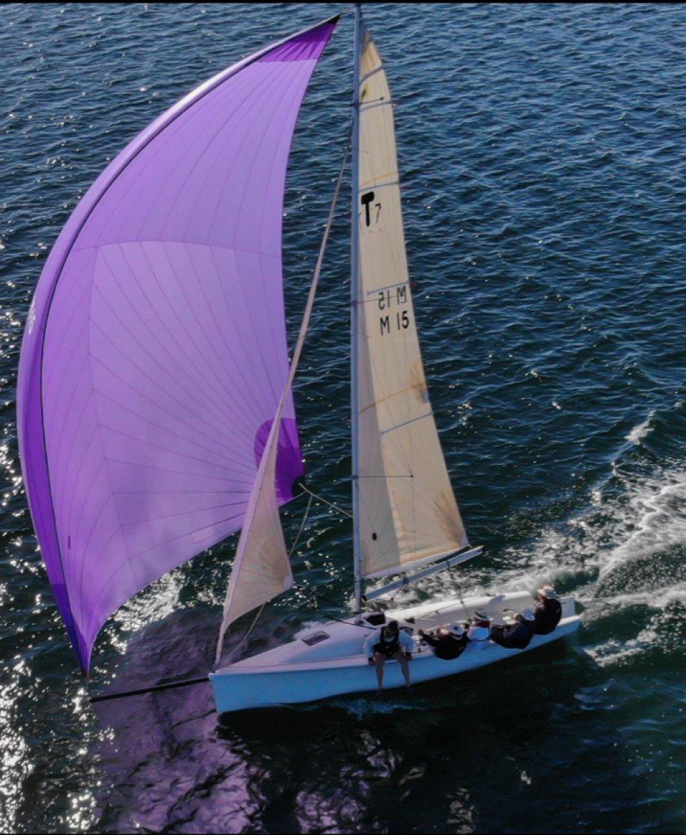 Thompson 7 Sports Boat