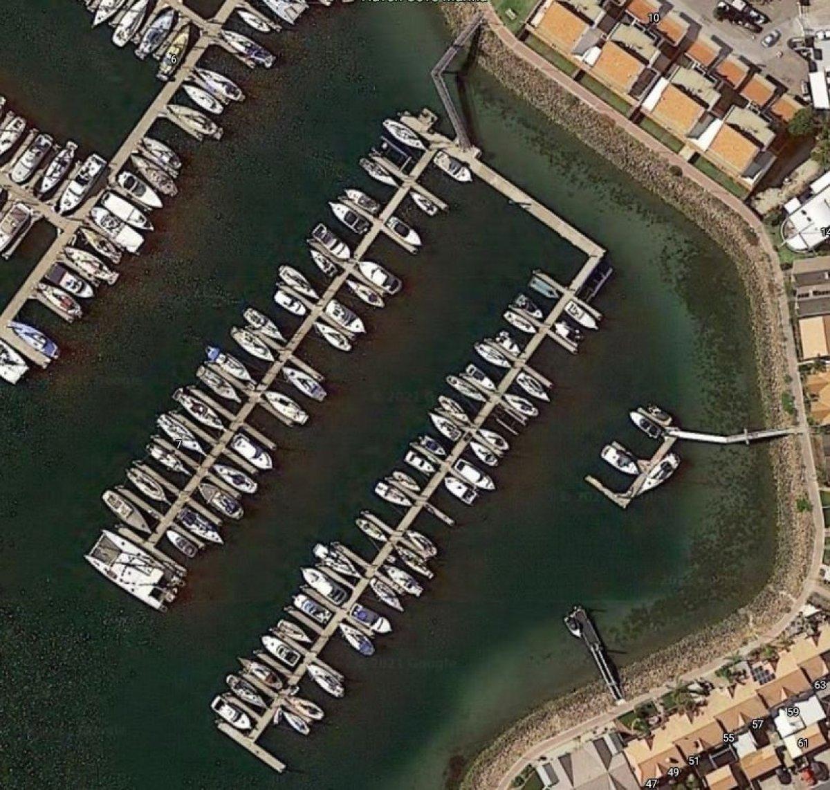 Marina Berth Heritage Cove