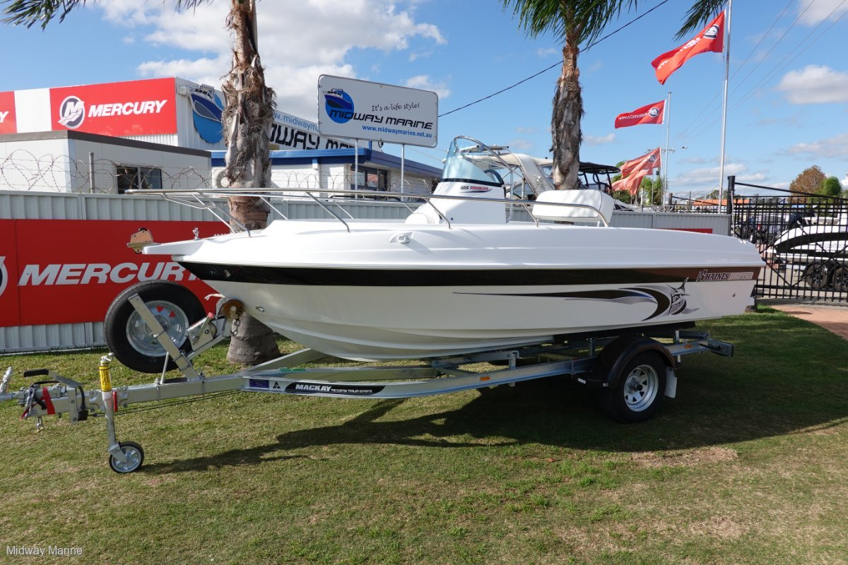 New Haines Hunter 525 Prowler
