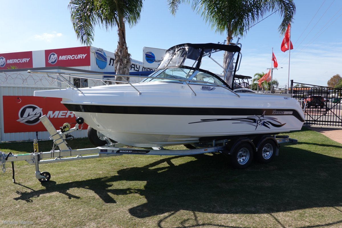New Haines Hunter 600 R