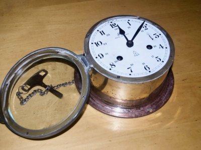 Genuine Schatz Royal Mariner Clock