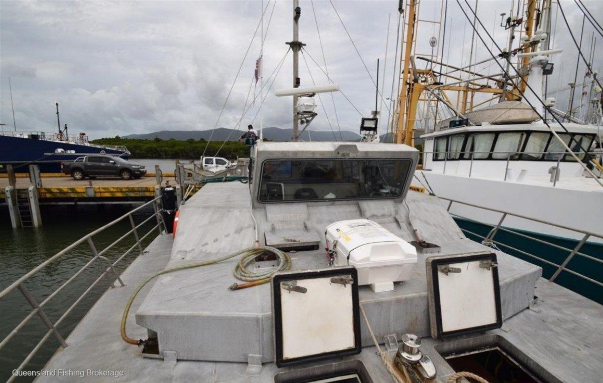 LV334 Custom Commercial 13.98M Alloy Catamaran