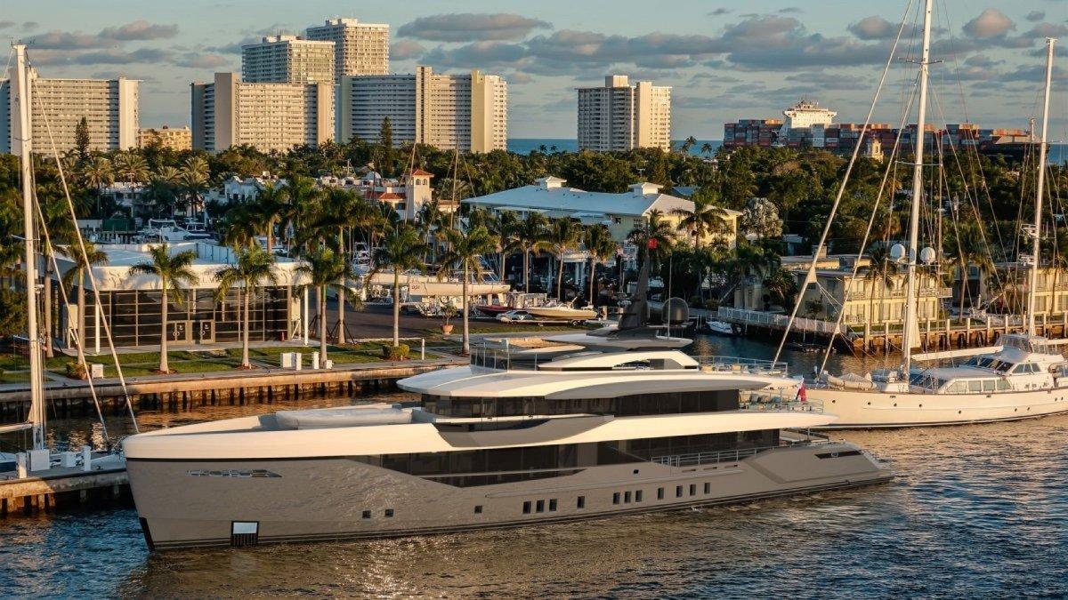 50m Custom Motor Yacht