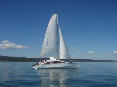 Simpson Sailing Catamaran Takeaway 7.3