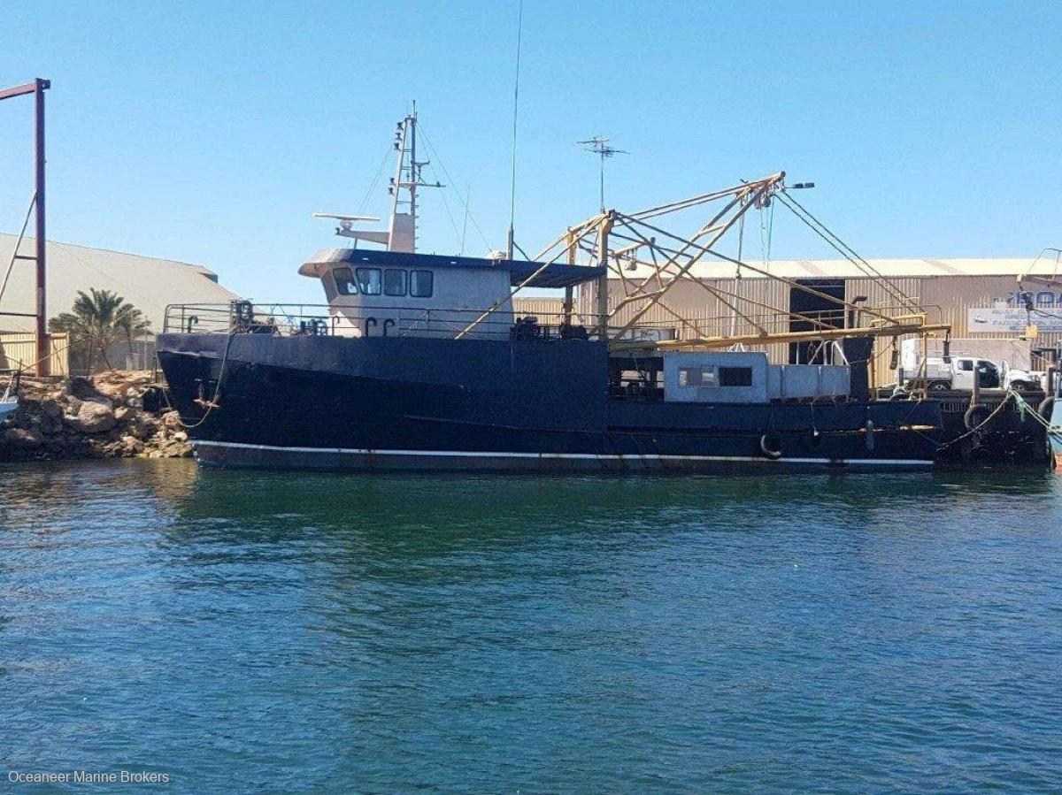 Asi Trawler