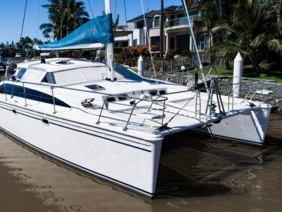 Perry 43 Passagemaker Bluewater Cruiser