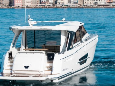 Greenline 45 Coupe