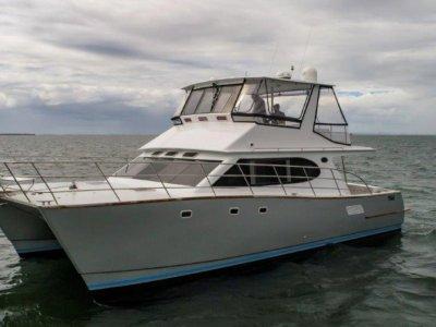 Brady 42 Brady Leopard 42 Catamaran