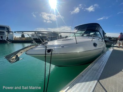 Sea Ray 240 Sundancer Immaculate boat TRAILER AVAILABLE