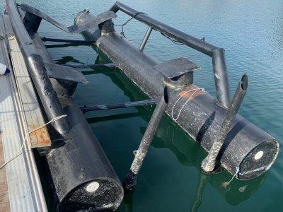 Air Dock Boat Lifter