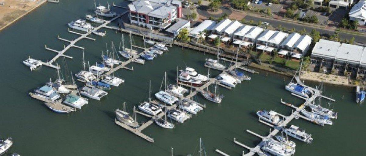 Darwin Marina Berth for sale or lease