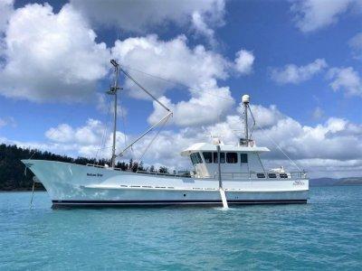 Badenach 60 Multifunction Vessel, Potential For Conversion