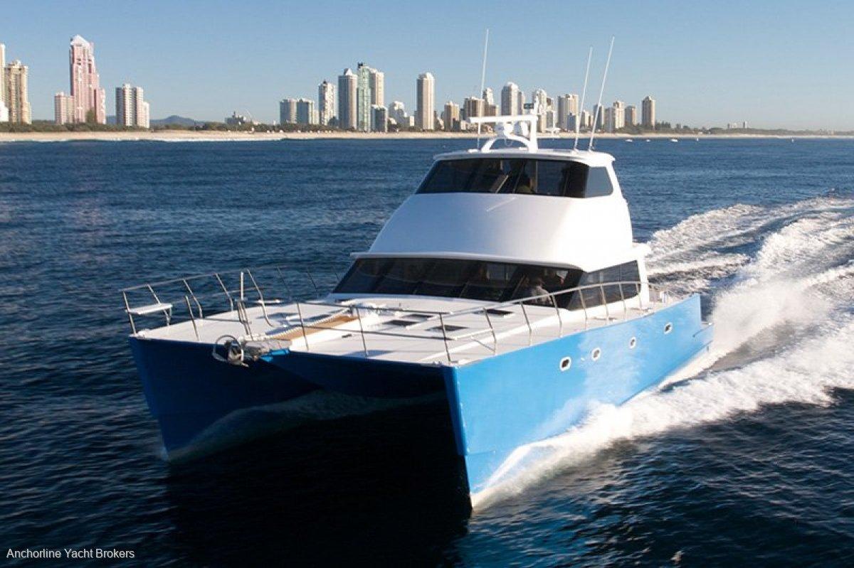 Allura Power Catamaran