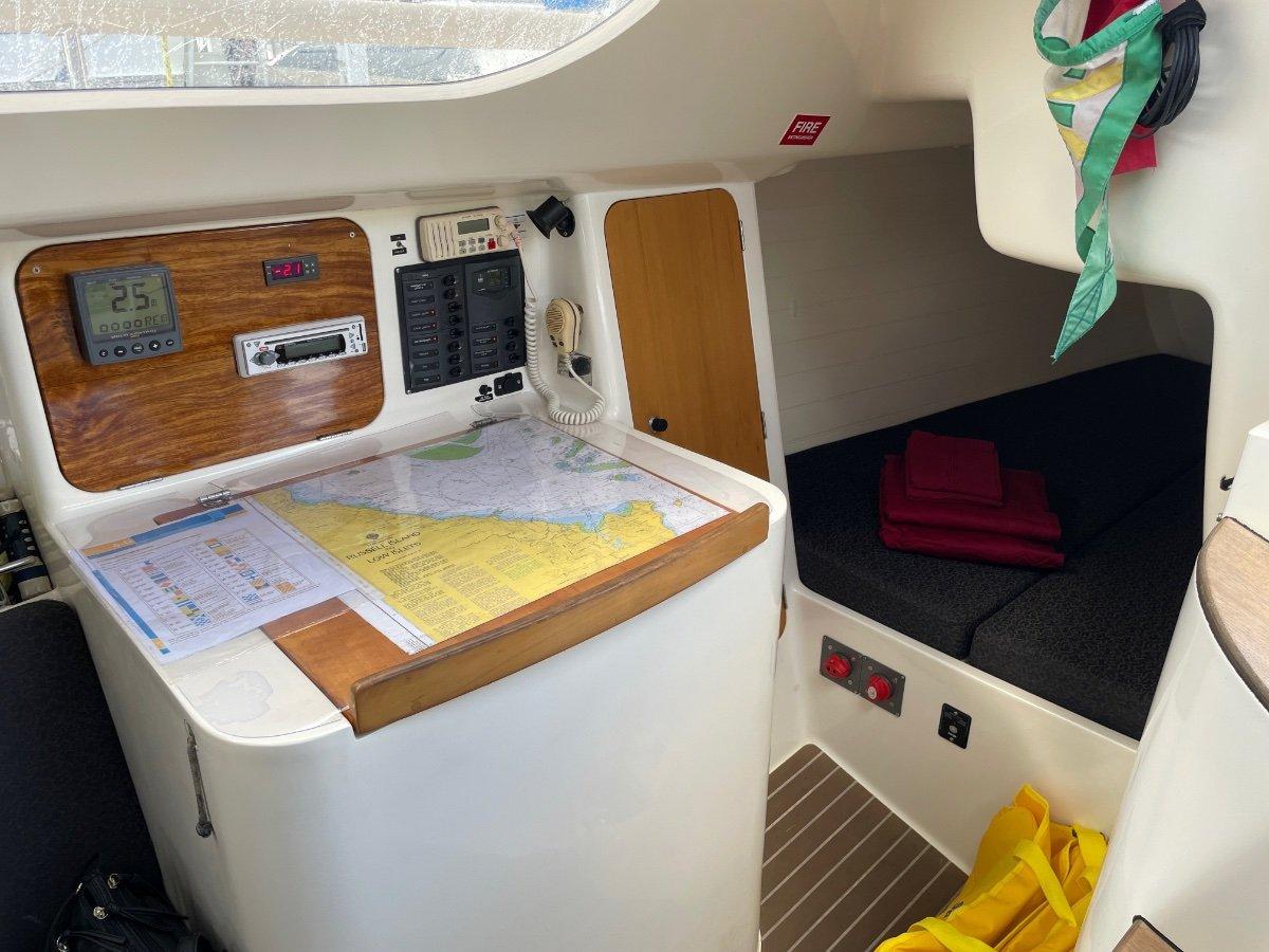 Sydney Yachts 36CR