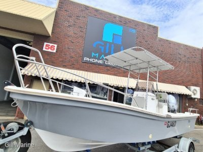 Roebuck Boats 580