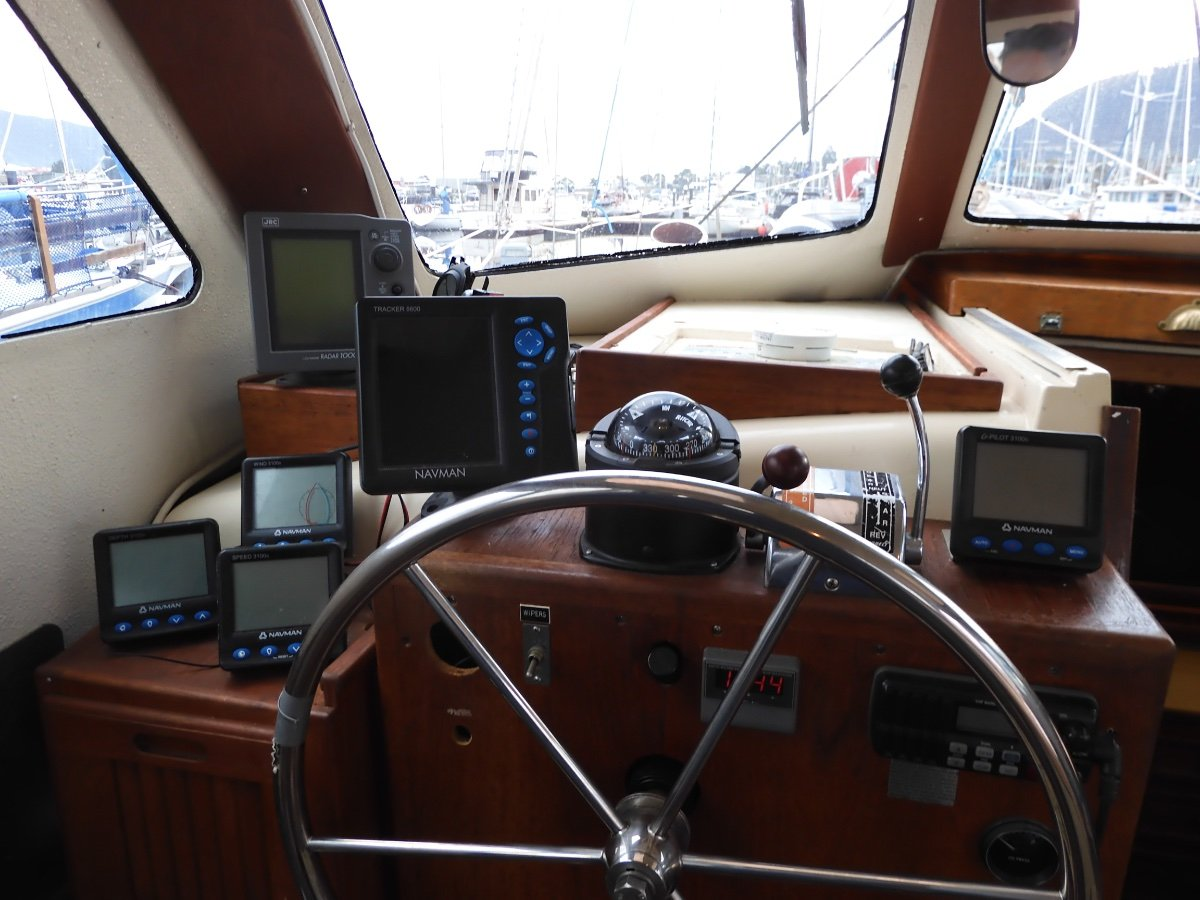 Cooper Seabird 37 Motorsailer NEW SAILS, EXCELLENT ACCOMMODATION, MANY UPGRADES!