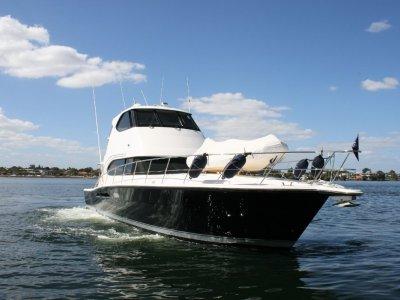 Riviera 51 Enclosed Flybridge $849,900