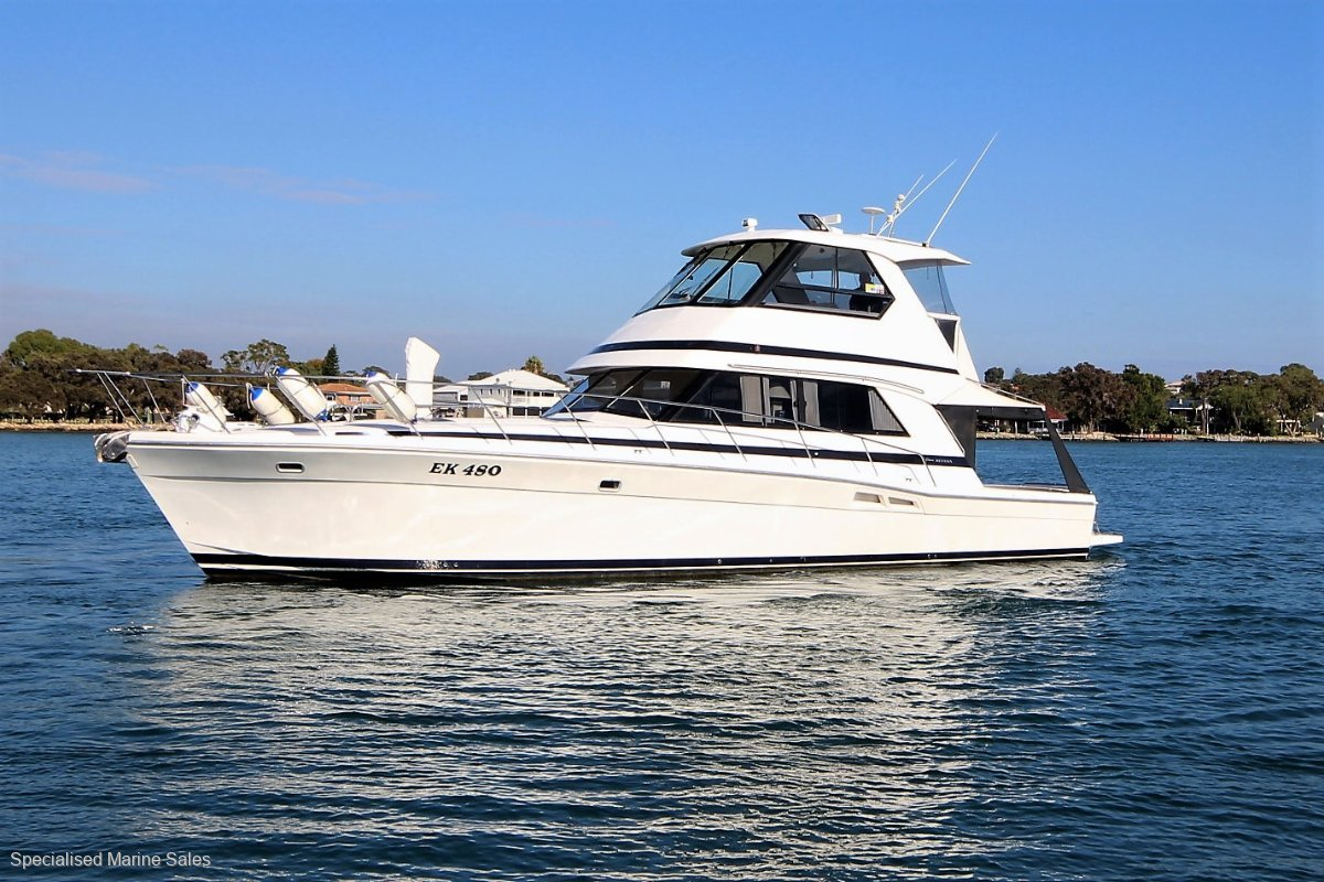 Riviera 48 Enclosed Flybridge **AND ITS GOING - GOING - GONE **SOLD**