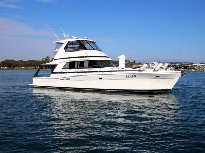 Riviera 48 Enclosed Flybridge *** ALL OFFERS CONSIDERED ** $449,000 ***
