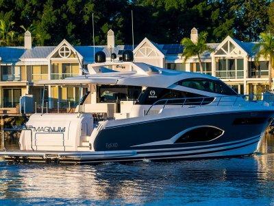Horizon Yacht E56 Xo