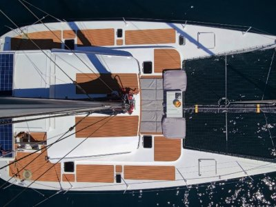 Catamaran WX-1 for sale 45ft - 2012 - French Polyn