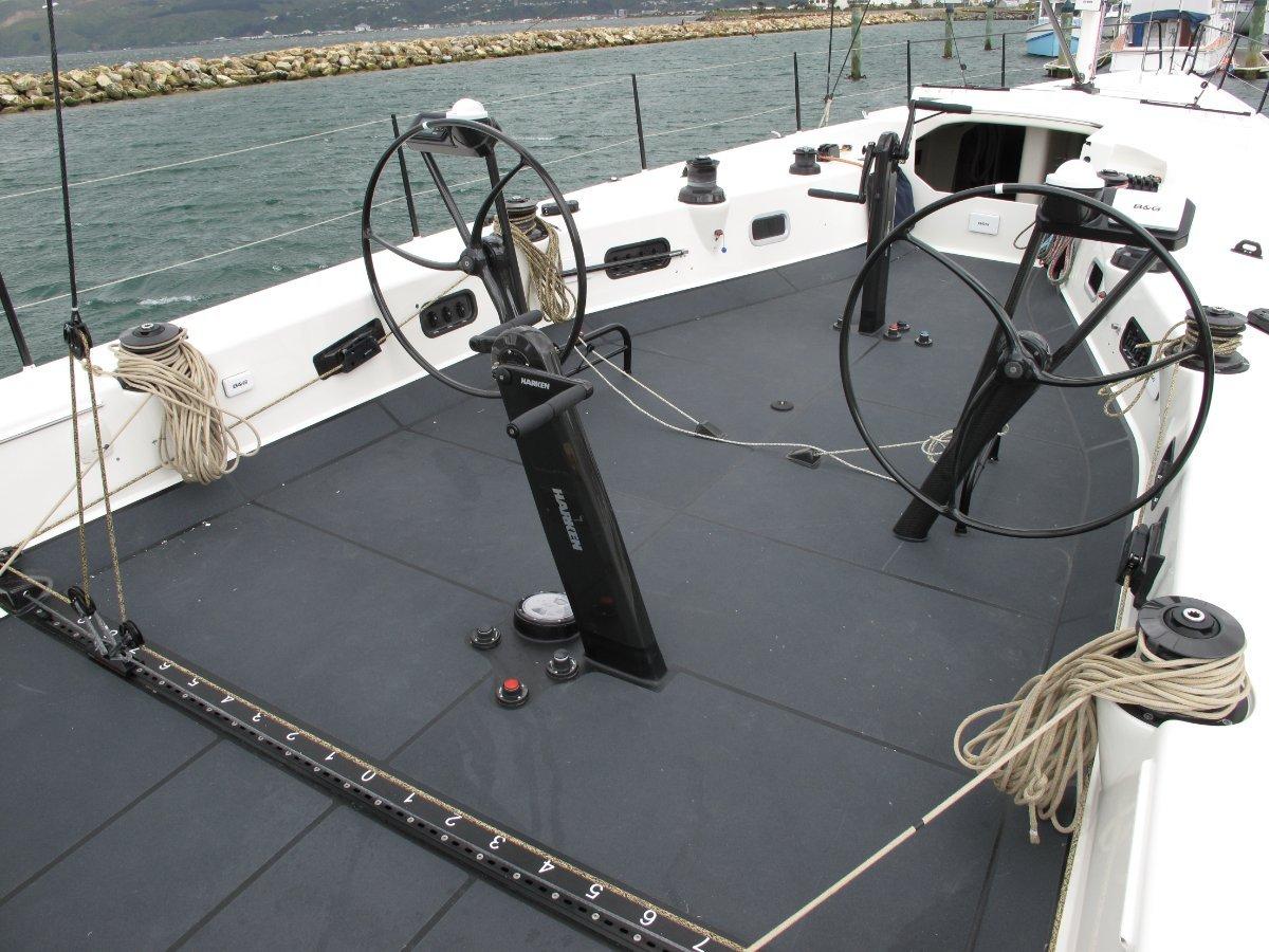 Humphreys Yacht Design 54