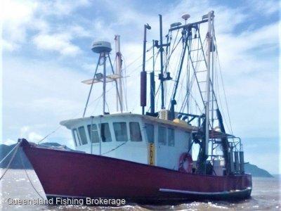 TS455 Steel Trawler + QLD Primary T1