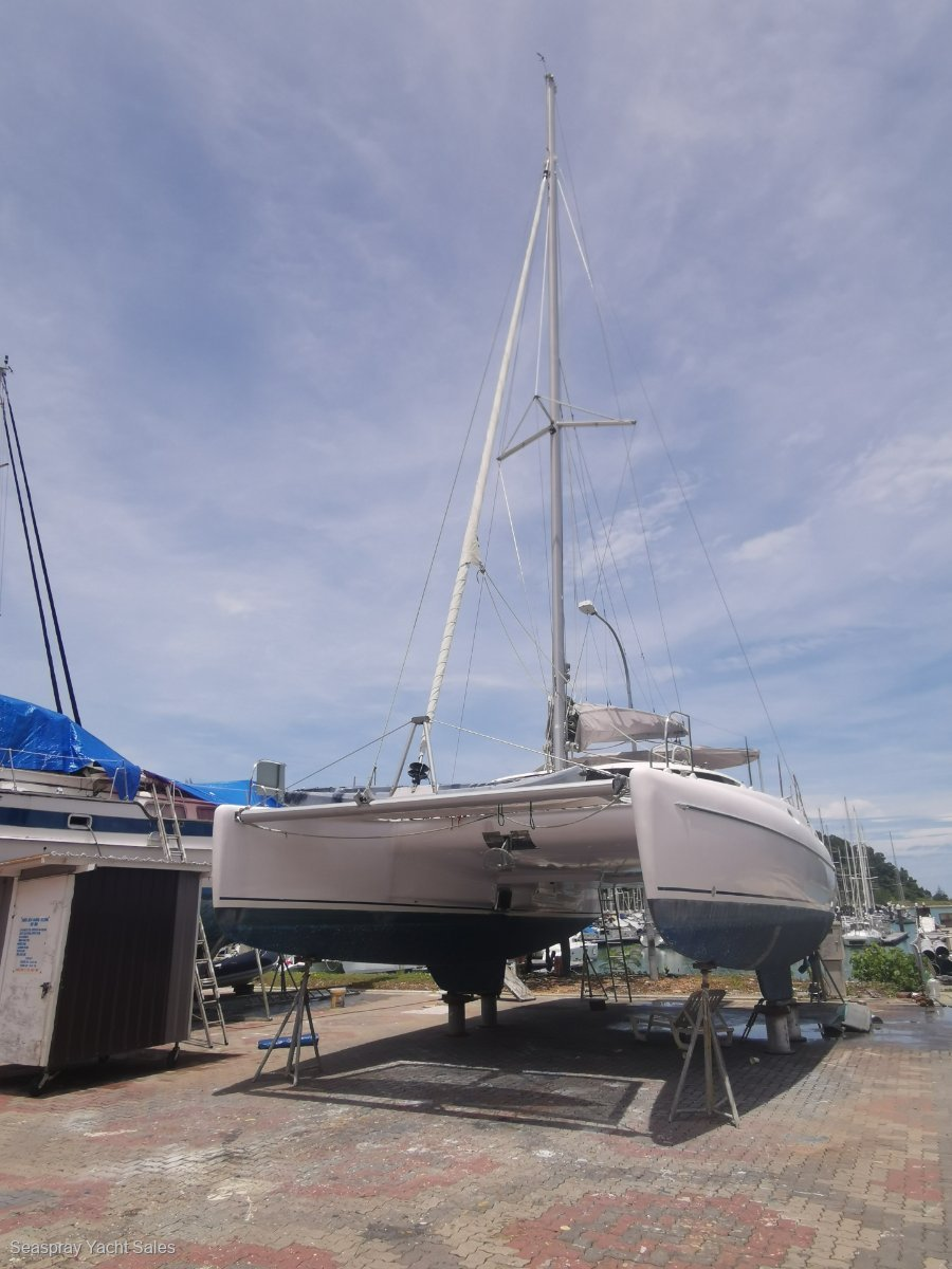 Fountaine Pajot Athena 38 Catamaran for sale in Langkawi.
