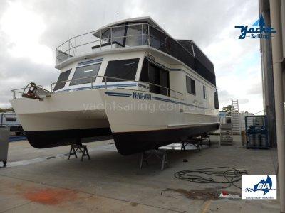 Eagle Catamaran Coastal Cruiser 50