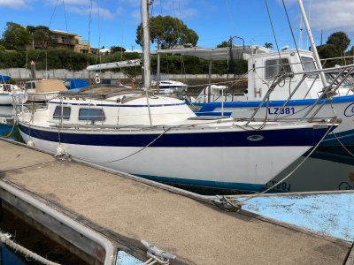 Searle Searle 25 ft yacht Price Dropped very cheap $ 5900