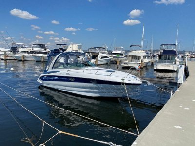 Crownline 275 CCR Manifolds and risers 2021