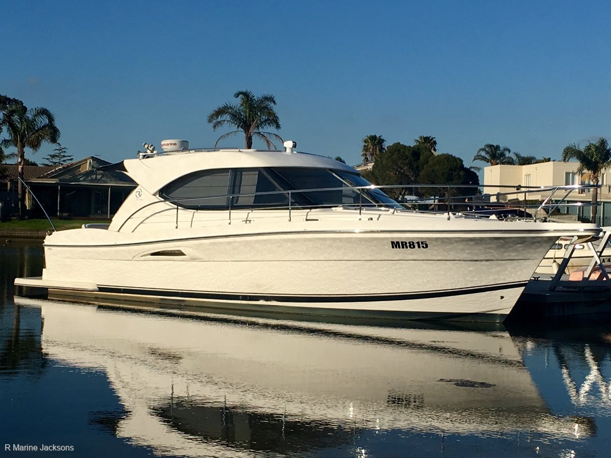 Riviera 3600 Sport Yacht:Riviera 3600 SY for sale @ R Marine Jacksons