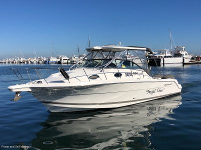 Wellcraft 290 Coastal Offshore fishing weapon, recently detailed