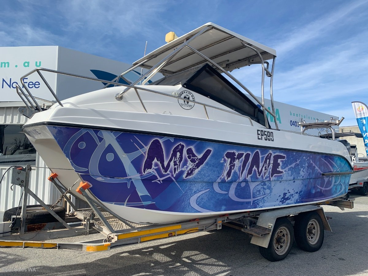 Cobra Cat 6.4m - Awesome Allrounder, This Vessel has it all