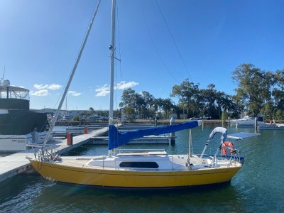 Folkboat International 26 foot