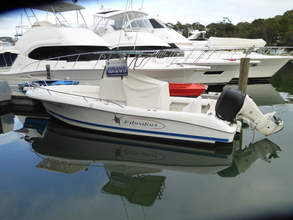 Fibrafort 238 Fisherman