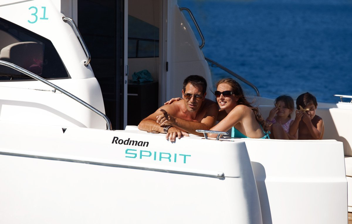 Rodman Rodman Spirit 31´ Inboard